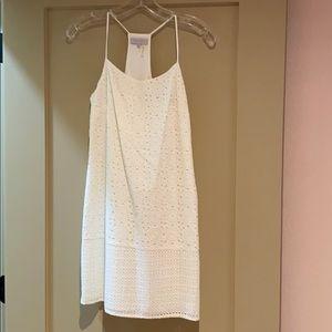 1. State white dress